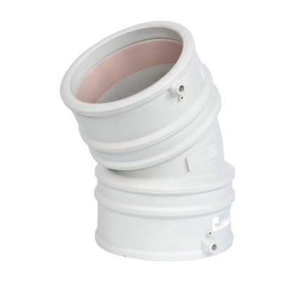 LightFit Winkel 30°, Schweißmuffe-Schweißmuffe