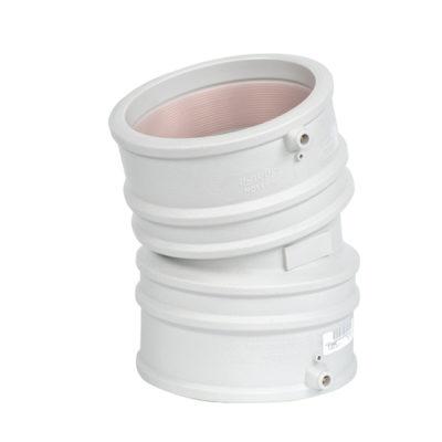 LightFit Winkel 15°, Schweißmuffe-Schweißmuffe