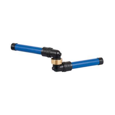 PE-Gelenkverbinder, Spitzende-Spitzende