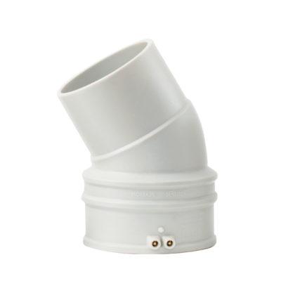 LightFit Winkel 30°, Schweißmuffe-Spitzende