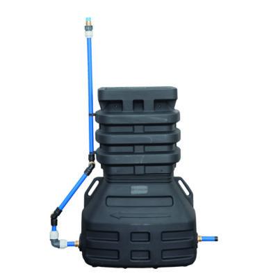 Leitungspaket für Bauwasseranschluss